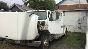 1990 International 4600 - YouTube Used 1990 Intertional Dt466 Truck Engine For Sale In Fl 1399 Intertional Truck 4x4 Paystar 5000 Single Axle Spreader For Sale In Tennessee For Sale Used Trucks On Buyllsearch Dump Trucks 8100 Day Cab Tractor By Dump Seen At The 2013 Palmyra Hig Flickr 4900 Grain Truck Item K6098 Sold Jul 4700 Dump Da2738 Sep Tpi Ftilizer Delivery L40