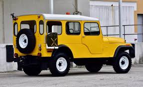 Forest Service Jeep CJ-6 For Sale On EBay | News | Car And Driver