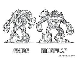 Coloring Pages Transformers Prime To Print Pdf 3 Megatron Page Boys Free