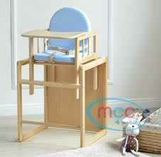 Blue 3 In 1 Baby Wooden High Chair With Play Table Cushion & Harness ... Nova Wood High Table Media Poseur Tables Furnify Wooden Baby Chair 3in1 With Tray And Bar Tea Buy Keekaroo Height Right Natural Online At Koodi Duo Abiie Beyond With Pink 3 In 1 Play Cushion Harness Mocka Original Highchair Highchairs Nz Adjustable In Infant Feeding Seat Toddler Us Gorgeous Wooden High Chairs Worthy Of Your Holiday Table For Babies Toddlers Mothercare Combo Ba14 Trowbridge