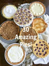Pumpkin Pie With Streusel Topping Southern Living by 30 Amazing Pies A Bountiful Kitchen