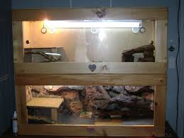 Bearded Dragon Heat Lamp Broke by Want As Many Homemade Enclosure Tips As Possible Please U2022 Bearded
