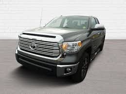 Used One-Owner 2017 Toyota Tundra Limited Near Madison, In - Craig ...