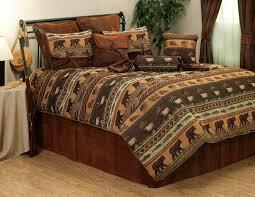 Delectably Yours Jackson Hole Wildlife forter or Duvet Bed Set