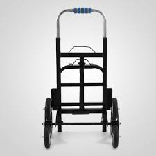 100 Hand Truck Vs Dolly Portable Stair Climbing Folding Cart Climb With