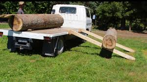 100 Truck Wench How To Load Logs On A Using A 12v Winch Sia Magazine