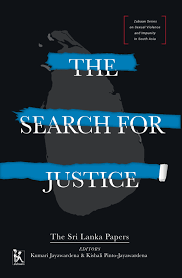 The Search For Justice The Sri Lanka Papers