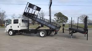100 Flatbed Truck Bodies WILRO LANDSCAPER REMOVABLE DOVETAIL DUMPLANDSCAPE TRUCK BODY