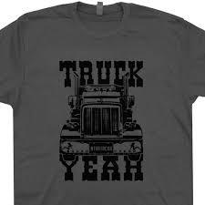 truck yeah t shirt mack truck t shirt vintage t shirts