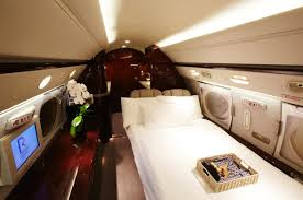 The stunning world of private jet travel