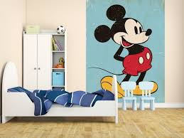 Mickey Mouse Bedroom Curtains by Mickey Mouse Wallpaper For Bedroom U003e Pierpointsprings Com