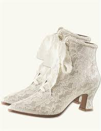 Victorian Boots Shoes Granny Lace 6995 AT Vintagedancer