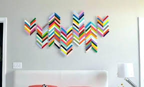 Art And Craft For Home Decoration Toilet Paper Roll Wall Art Craft