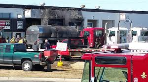 100 Madison Truck Sales UPDATE Fire On S East Side