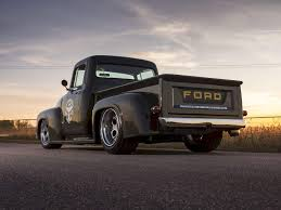 100 56 Ford Truck 19 F100 Clem 101 By Ringbrothers The Epitome