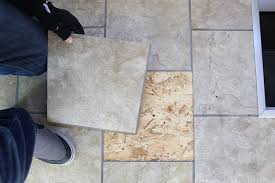 Best Type Of Flooring For Rv by How To Replace Rv Flooring Mountainmodernlife Com