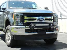 2017-2018 F250 & F350 N-FAB Off-Road Light Bar For 30