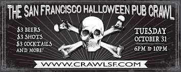 Eventbrite Halloween Bar Crawl Boston by The Shingled House Halloween On Belvedere Street San Francisco