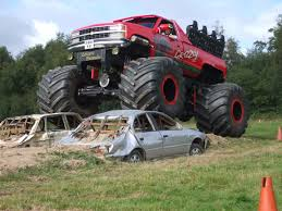 Monster Truck Driving In Sussex | Activity Gifts