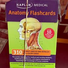 College Best Anatomy Flash Cards For Medical Students With Project Awesome Of