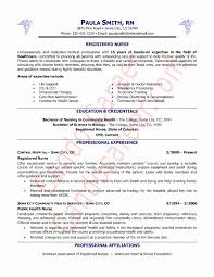Registered Nurse Resume Sample Awesome Professional Luxury For Rn Position Of