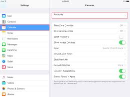 How To View Your StudioCloud Calendar on Your iPhone iPad