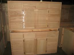 Pre Made Cabinet Doors Menards by Furniture Choose Your Unfinished Wood Cabinets For Kitchen And
