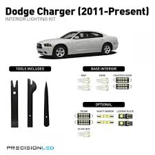 dodge charger premium led interior lighting package 2015 2014