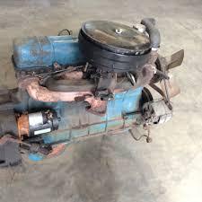 100 Truck Engine IH International BG241 6 Cylinder IH Scout