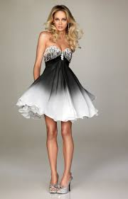 17 best ideas about black and white cocktail dresses on pinterest