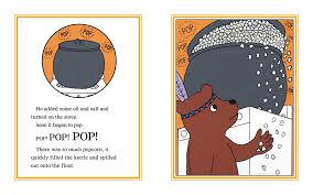 Halloween Childrens Books From The 90s by Popcorn A Frank Asch Bear Book Frank Asch 9781442466630