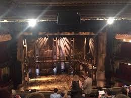 View from Mezzanine Row K Seat 315 Picture of CIBC Theatre
