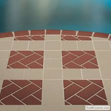 quarry tile 6 x 6 american olean tile