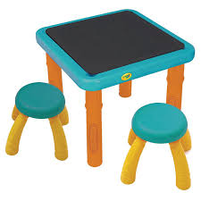 Step 2 Dx Art Master Activity Desk by John Deere Tractor Easel And Chair Set Hayneedle