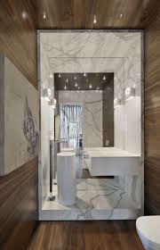 Perrin And Rowe Faucets Toronto by Large Mirror Modern Sink Bathroom Yorkville Penthouse Ii In
