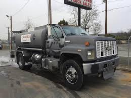 100 Turbo Diesel Trucks For Sale 1992 Chevrolet KODIAK C7500 Gasoline Fuel Truck 12352