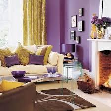 Grey And Purple Living Room Curtains by Best 25 Purple Walls Ideas On Pinterest Purple Bedroom Walls