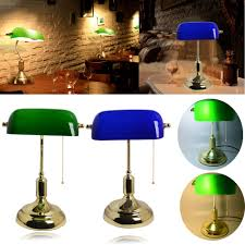 Antique Bankers Lamp Green by Green Study Table Lamp Best Inspiration For Table Lamp