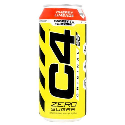 Cellucor C4 Carbonated Cherry Limeade