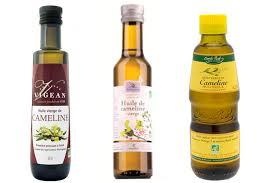 huile cuisine l huile de cameline une huile très riche en oméga 3 recette de