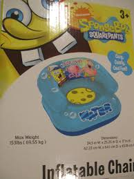 Buy Spongebob Squarepants Inflatable Chair In Cheap Price On ...