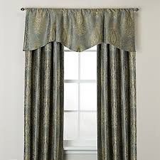 Bed Bath And Beyond Curtains And Valances by Venezia Scalloped Window Curtain Valance Bed Bath U0026 Beyond