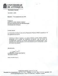 Carta De Notificación Designación Dirección EIB 20182021 By