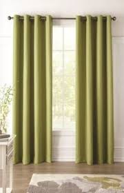 Sears Window Treatments Canada by Wholehome Md U0027blair U0027 2 Pack Foam Back Grommet Drapery Panel