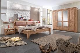 schlafzimmer montreal asteiche geölt bett 180x200 nako board schrank expendio