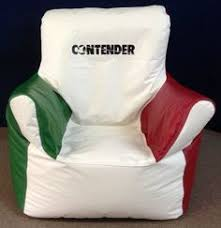 Ocean Tamer Armchair Marine Bean Bag With A Customers Company Logo