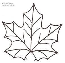 Free Leaf Printable Pattern