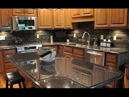 Kitchen Backsplash Ideas With Granite Countertops Backsplash Ideas For Granite Countertops