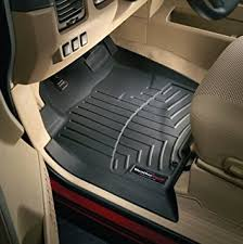 amazon com weathertech custom fit front floorliner for hyundai