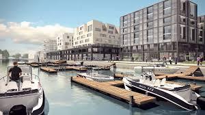zac du port pantin new port programme immobilier neuf nexity à pantin